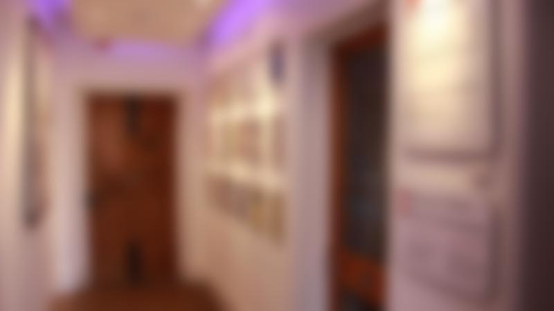 Corridor at Buckingham Old Gaol Museum