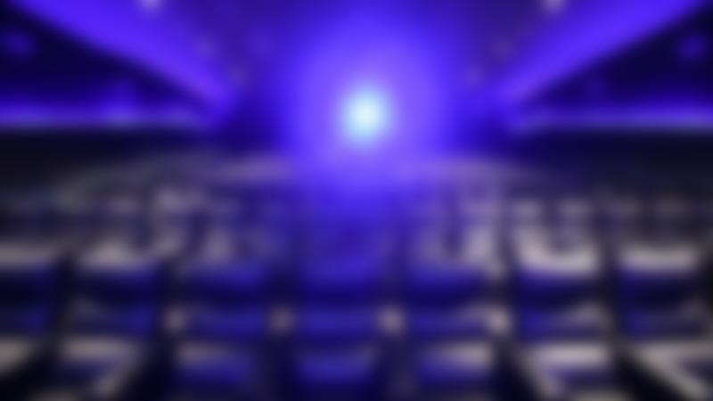 Cinema screen at Showcase Cinema