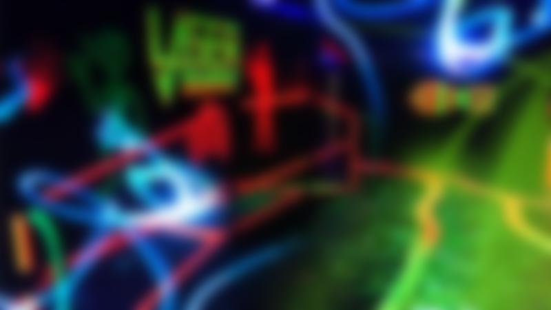 Laser tag room at Laser Quest Skegness