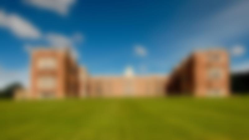 Outside view of Temple Newsam in Leeds