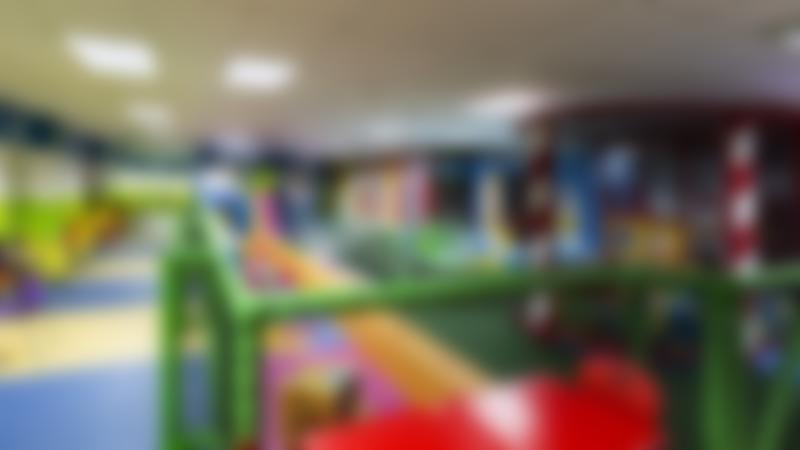 Toddler soft play area at Kidabulous in Sunbury