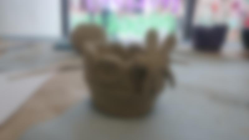 Clay cup at Picazzo Arts in Wealdstone