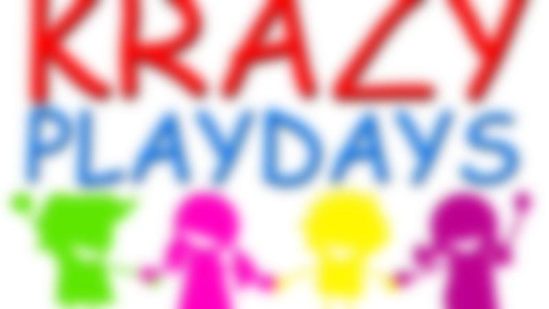 Logo of Krazy Play Days in Reading