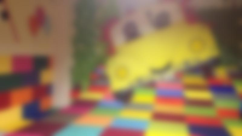 Party room at Little Drivers Soft Play in Stapleford