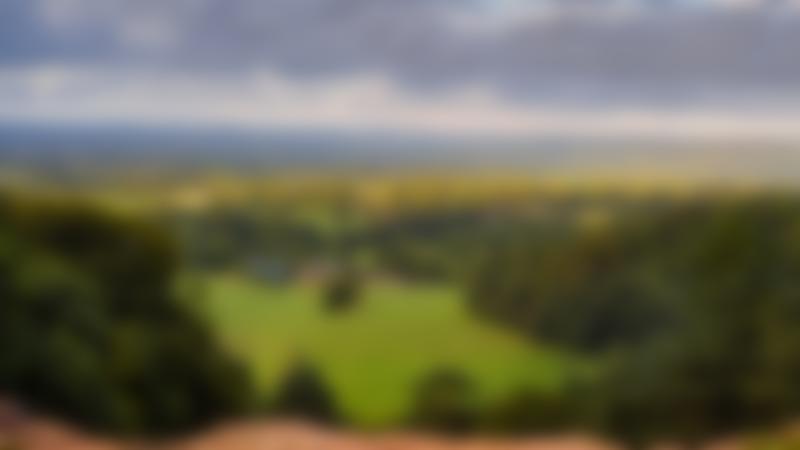 View from Alderley Edge in Macclesfield