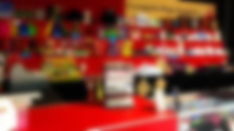 Gift shop at Davenports Magic Kingdom in North Walsham