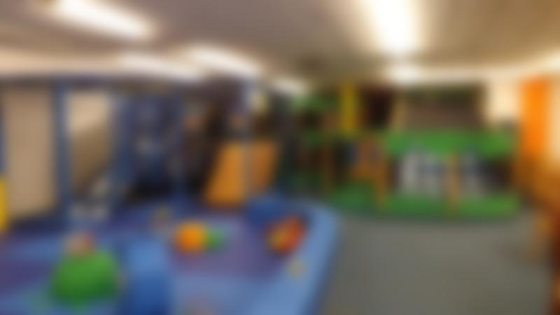 Soft play area at Cheeky Cherubs Soft Play Centre in Urmston