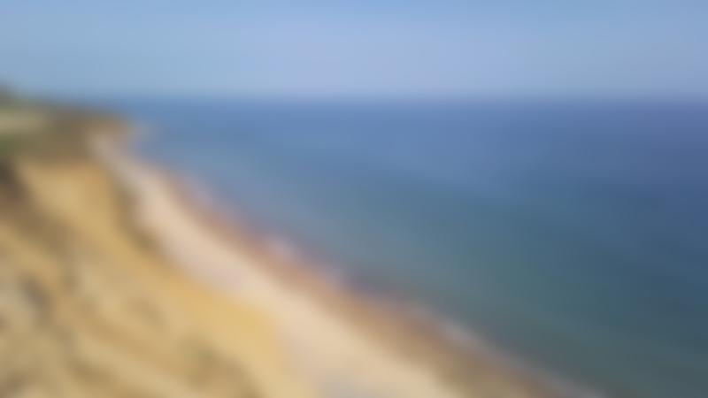 A view of East Runton Beach, East Runton