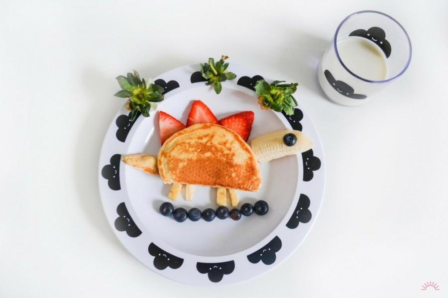 Easy Pancake Art Ideas
