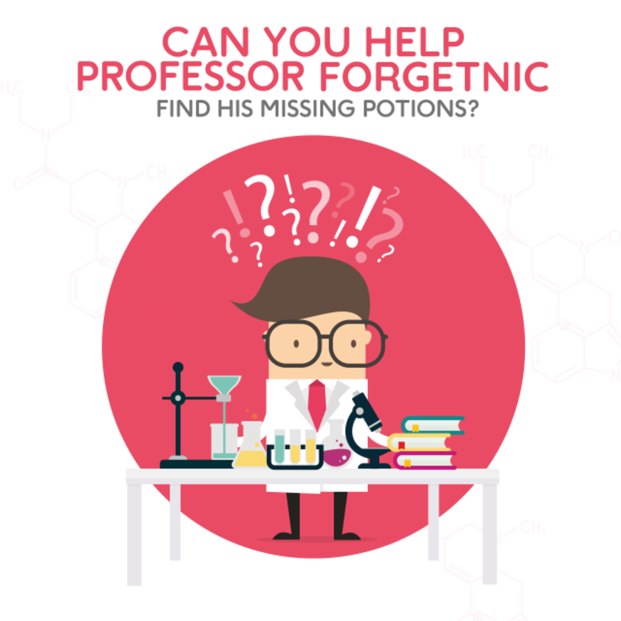 Can you help Professor Forgetnic?