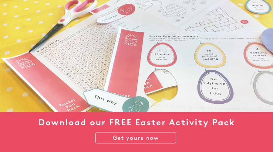 Free Easter Activity Pack